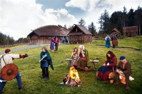 sur la trace des Vikings