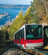 Funiculaire à Bergen